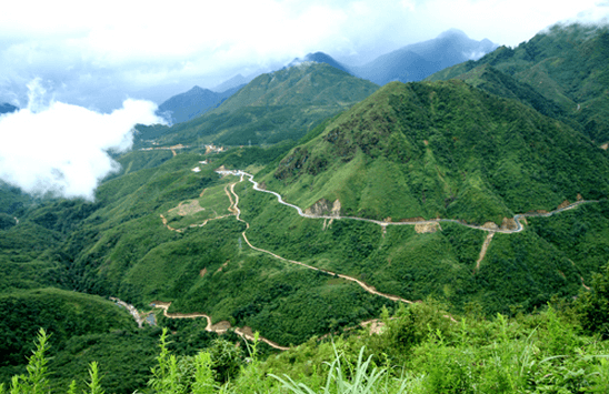Discover the beauty of Tam Canh Bac Son Pass