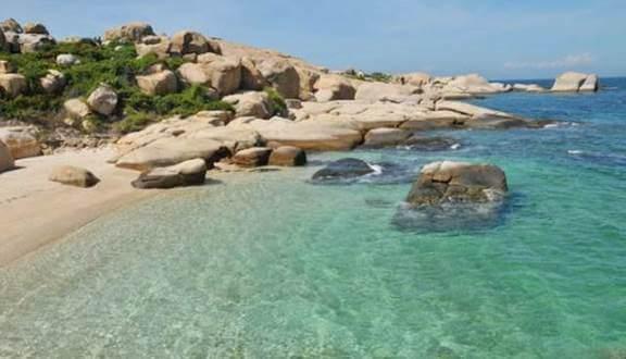 Nam O beach New Danang Tourist Site in Lien Chieu District Da Nang