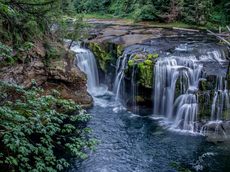 Pu Nhu Waterfall