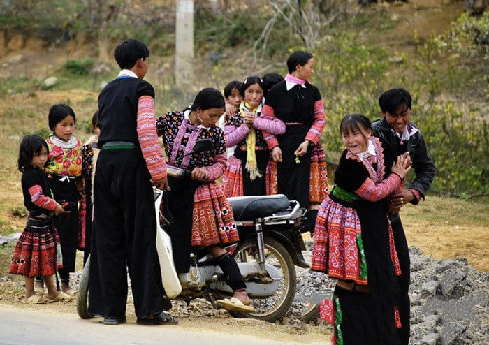 The custom of catching Hmong Sapa's wives