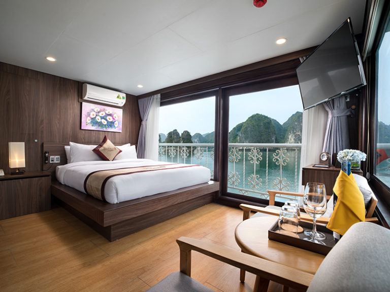 Unicharm Cruise,Halong bay Cruises, Lan Ha bay cruise