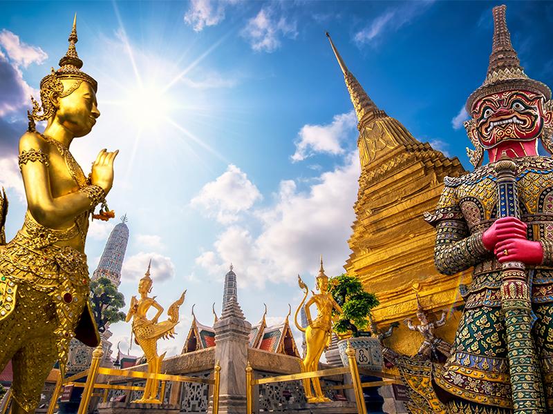 Romatic Thailand 13 Days,Thailand Travel, Thailand tours