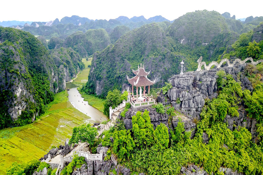 Places to Visit in Ninh Binh, The best time to visit Ninh Binh