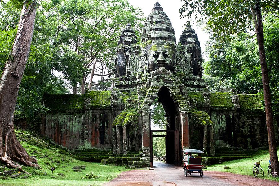 Luxury Cambodia& Song Saa Island 6 days,Cambodia Tours