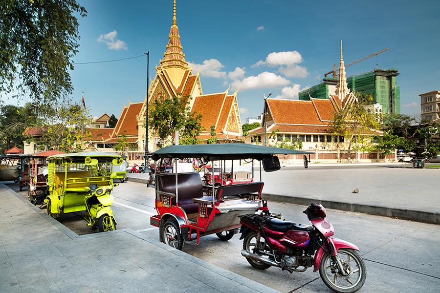 Cambodia Cities & Southern Coast 12 Days,Cambodia tours